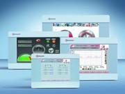 Touchscreen: Bedienkomfort mit schnellem Bildaufbau
