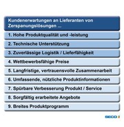Metallzerspanung: Umfrage zur Lieferantenauswahl