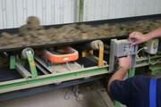 Metalldetektorsystem: Metallstücke im Schüttgut entdecken