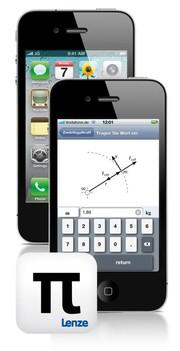 Antriebssysteme: Kleine Formelsammlung als App