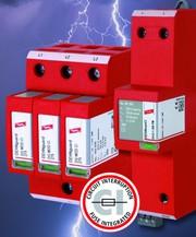 Blitz- und Überspannungsschutz: Neue Kombiableiter und mehr