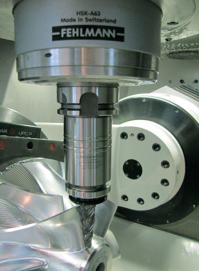 Produktionstechnik + Werkzeugmaschinen: Perfekter Rundlauf und Vibrationsdämpfung
