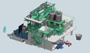 Roheisenentschwefelung: High-Tech-Stahl günstiger und effizienter produzieren