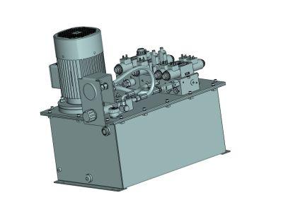 Elektronische Druckschalter: Spannhydraulik unter Kontrolle