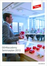 Blitzschutz: Neuer Dehn-Seminarplan 2013
