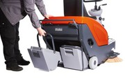 Logimat: Maschinen für die Betriebs- und Gebäudereinigung