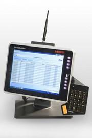 Logimat: Staplerterminal für optische Ortungssysteme