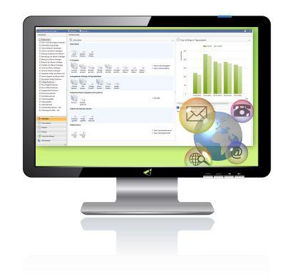 Cebit: ERP-Lösung für den Versandhandel