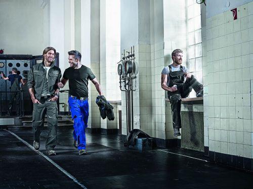 A+A 2013: Berufsbekleidung am Puls der Zeit