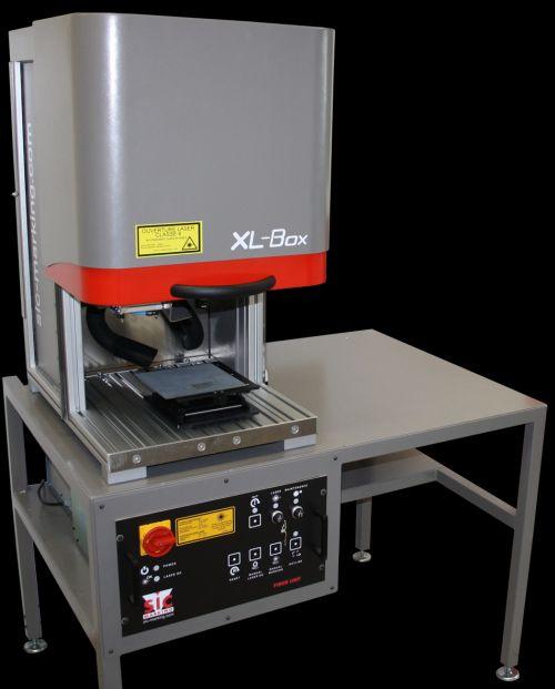 SIC-Wostor Markiersysteme: Lasermarkiersystem für Arbeitsplätze
