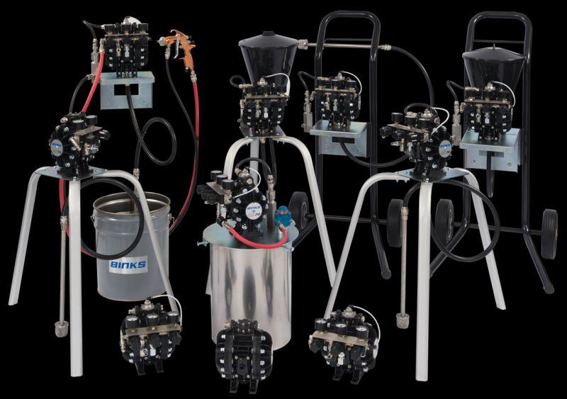 Finishing Brands UK LTD: Pulsationsarmes Fördern