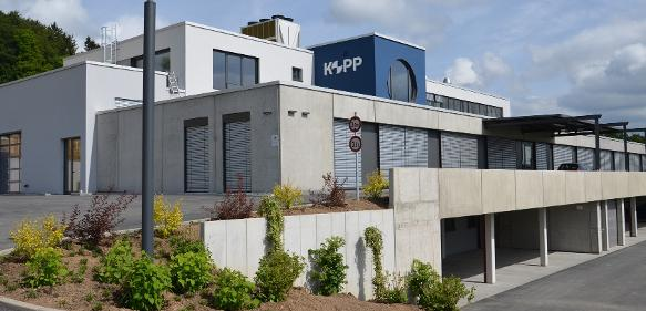 Kopp Schleiftechnik in Lindenfels