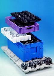 Fertigungstechnik und Werkzeugmaschinen (MW),: Innenleben eines Koffers