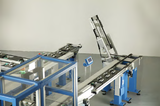 Werkstückträger-Transportsystem verbessert Materialfluss: Beim Montage-Manager klappt's