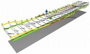 Material Handling: Sicherheit durch Vermessung von Kranbahnen