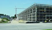 Neues F&E-Zentrum mit Montagehalle: KTR-Herz schlägt in Rheine