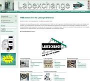 Produkt-News: Die Laborgerätebörse präsentiert sich in einem neuen Design – www.labexchange.com