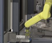 Roboterzelle: Leistungsschalter schnell geprüft
