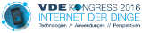 VDE-Kongress 2016 - Internet der Dinge (IoT)