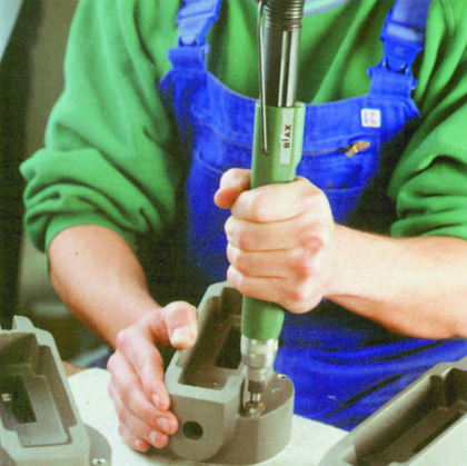 Montagesysteme: Flexible Metallbearbeitung