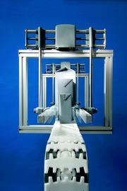 Fördertechnik: Verstellbare Seitenführungen