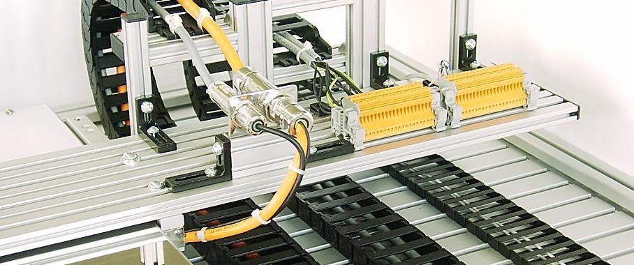 Kabelprüfmaschine Mattke