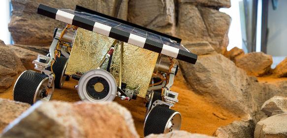 Sojourner-Rover