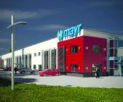 Neue Produktionshalle in Polen