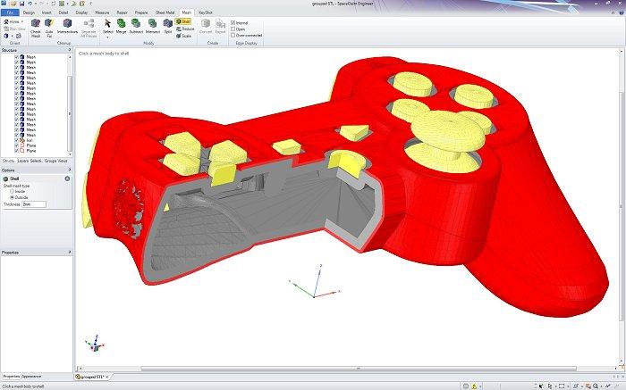3D-CAD: Schnittstelle für 3D-Drucker