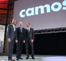 Produktkonfigurator: 30 Jahre Camos