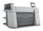 Märkte + Unternehmen: Großformatdrucker: Druckt bis zu 15 Mal schneller