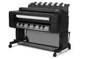 News: Großformat-Multifunktionsdrucker: HP erweitert die Designjet T-Serie
