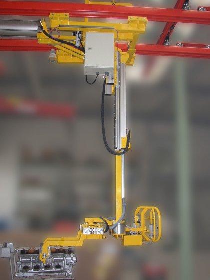 Handhabungs- und Automatisierungssysteme: Lasten leicht und sicher bewegen