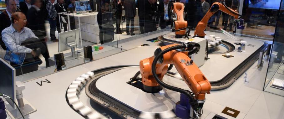 Robotik: Der Wettlauf geht weiter