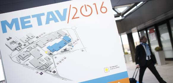 Metav 2016 in Düsseldorf