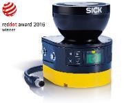 Sicherheits-Laserscanner microScan3 von Sick