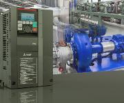 Frequenzumrichter FR-F800 von Mitsubishi Electric