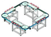 Montagetechnik (MT): Den Rundschalttisch auf Linie gebracht