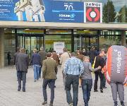 Motek und Bondexpo 2015 in Stuttgart