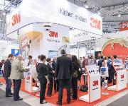 Motek und Bondexpo 2015: Verbessertes Besucher-Führungssystem