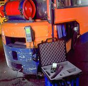 Flurförderzeuge: Messung bei Staplern bringt Sicherheit