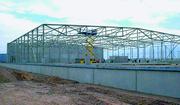 Fertigungstechnik und Werkzeugmaschinen (MW),: Über 1000 Tonnen Stahl verbaut