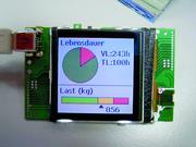 Umformtechnik/Blechbearbeitung: Restlaufzeit von Krananlagen bestimmen