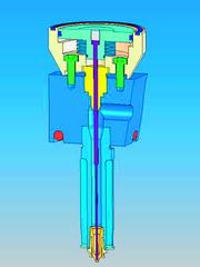 Industriebau/Gebäudetechnik (BT): Heißkanalsystem für Multikavitäten