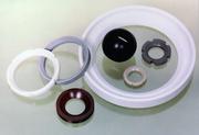 Produkte aus Fluorkunststoffen: Sie gleiten und isolieren