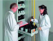 Zulieferleistungen und Zulieferteile (ZU): Brennbare Chemikalien im Sinn