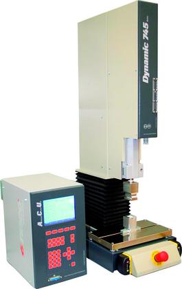 Ultraschall-Schweißmaschine: Kunststoffe schweißen im Reinraum