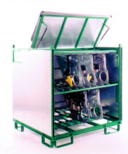 Gasfedern: Hydropneumatische Ladungsträger
