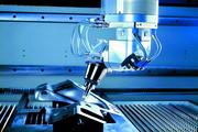 Fertigungstechnik und Werkzeugmaschinen (MW): 3D-Lasermaschine wächst mit