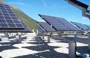 Photovoltaikanlagen: Trockenlauf unter der Sonne